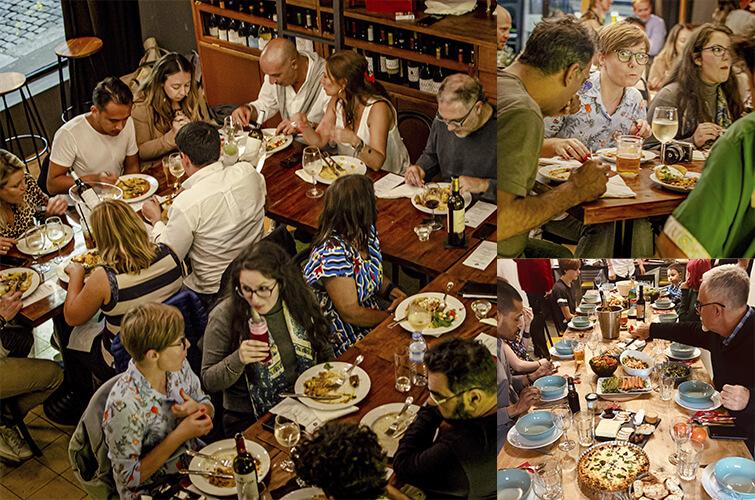 Restaurant, bar branding and strategy