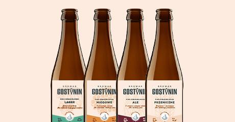 family brewery branding